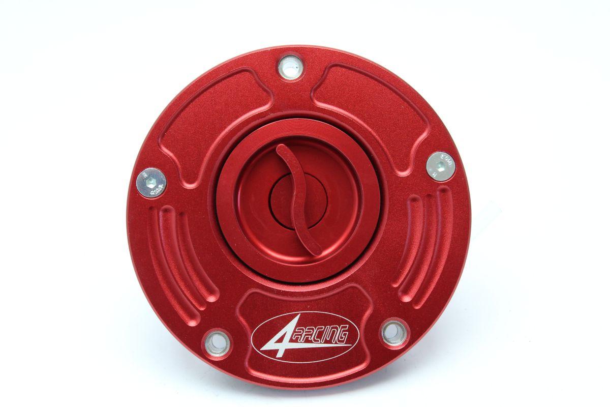 Viečko Nádrže Rýchlouzáver červená Motocykly Honda 600 Cb